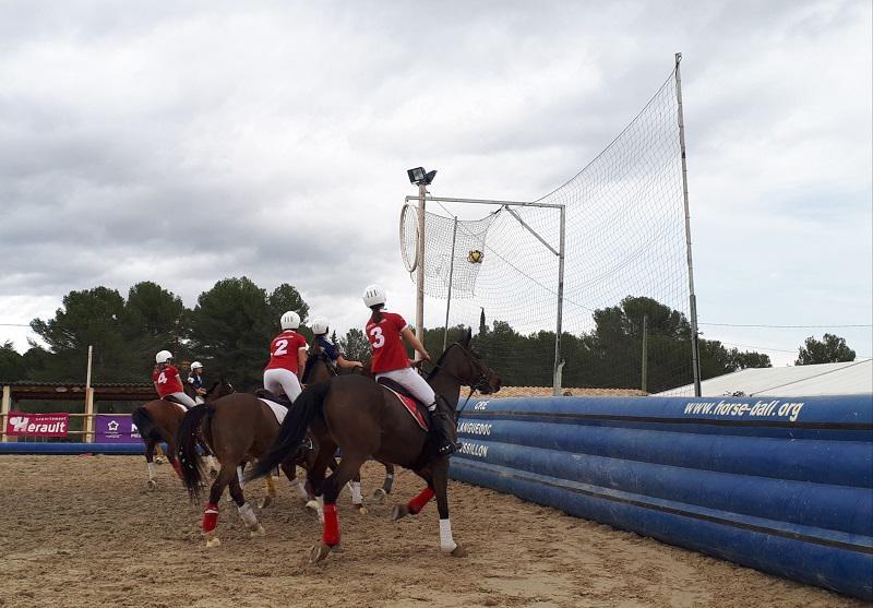 Weekend de compétition au club équestre de Saint-Georges d'Orques