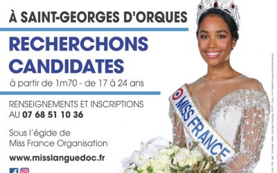 Miss pays Saint-georges: appel à candidature