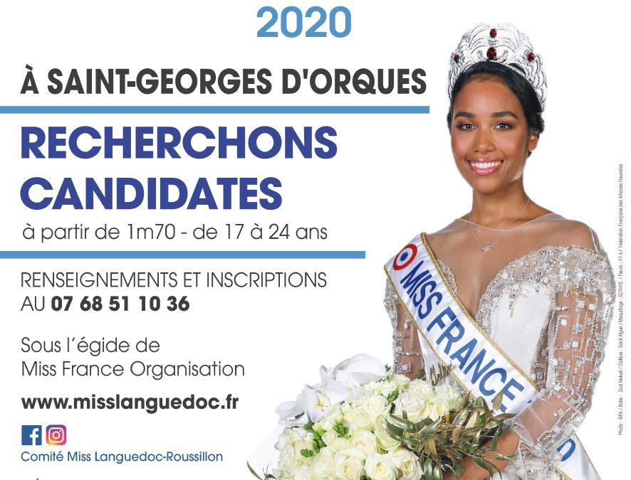 Miss pays Saint-georges: appel à candidature