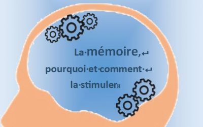 Inscriptions pour les ateliers mémoire