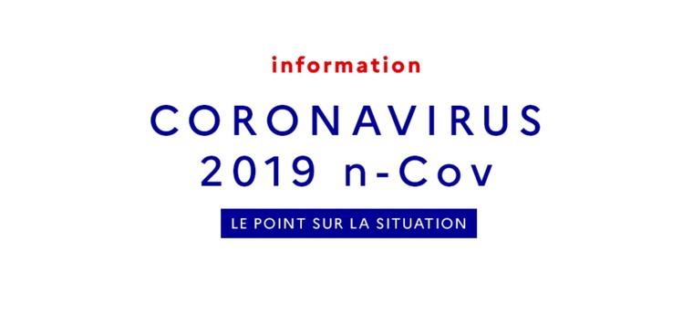 INFORMATION DU MAIRE CORONAVIRUS : LA SOLIDARITÉ S'ORGANISE