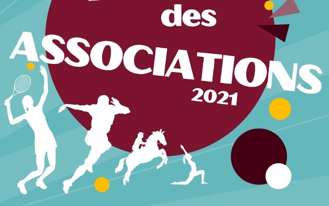 FOIRE DES ASSOCIATIONS 2021