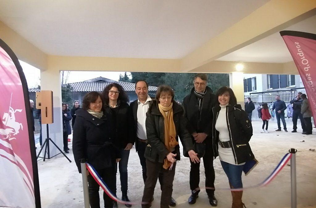 Inauguration des deux classes supplémentaires à Jean-Jaurès