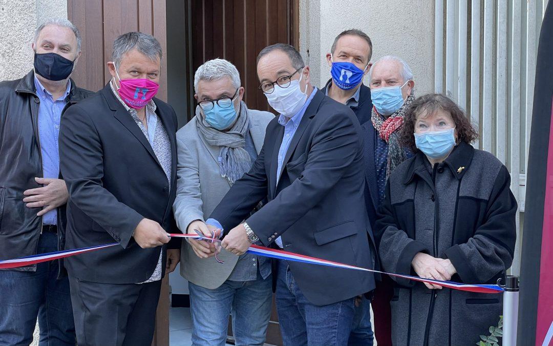 Inauguration : Une Maison Renaissance pour accueillir les familles d'enfants hospitalisés