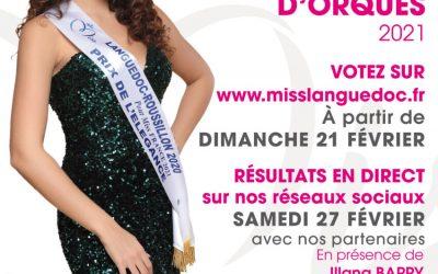 VOTEZ POUR LA PROCHAINE MISS PAYS DE SAINT-GEORGES