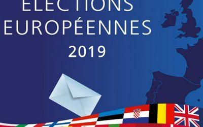 Résultats élections européenne