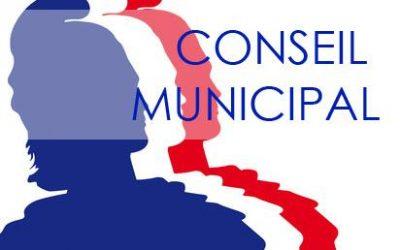 Report de l'installation du nouveau conseil municipal