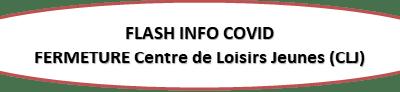 Flash info covid