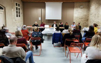 RAM Intercommunal Vène et Mosson : présentation et projection du film : De la recherche à l'accueil