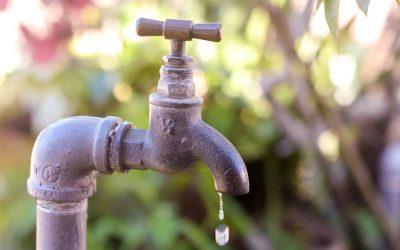 Info restriction d'eau